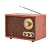 Retro Radio z Bluetooth