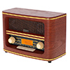 Retro Radio z Bluetooth Adler AD 1187