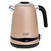SS champion gold kettle 1,7L with LCD display & temperature regulation Adler AD 1295
