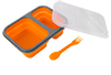Lunchbox silicone container 2-compartment  Adler AD 6707