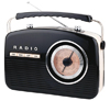 Radio retro Camry CR 1130 black