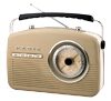 Radio retro Camry CR 1130 beige