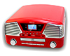 Turntable with CD/MP3/USB/SD/recording Camry CR 1134 r