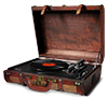 Turntable suitcase Camry CR 1149