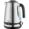 Stainless Steel 1,7L kettle with LCD display & temp. regulation Camry CR 1291