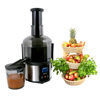 Juicer extractor with LCD display