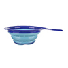 Colander Collapsible silicone Camry CR 6712 blue