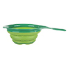 Colander Collapsible silicone Camry CR 6712 green