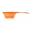 Colander Collapsible silicone Camry CR 6712 orange