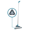 Swivel sweeper triangular