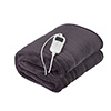 Electirc heating throw-blanket with timer (1) SUPER SOFT