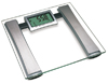 Glass  bathroom scale Camry CR 8125