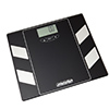 BATHROOM SCALE MESKO MS 8148 black Mesko MS 8148 B